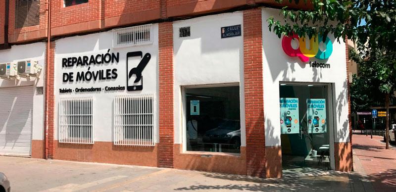 tienda calle cartagena