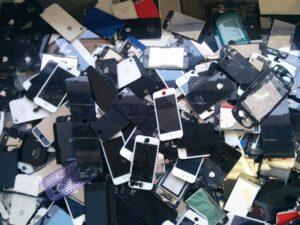 Taller reparación móviles